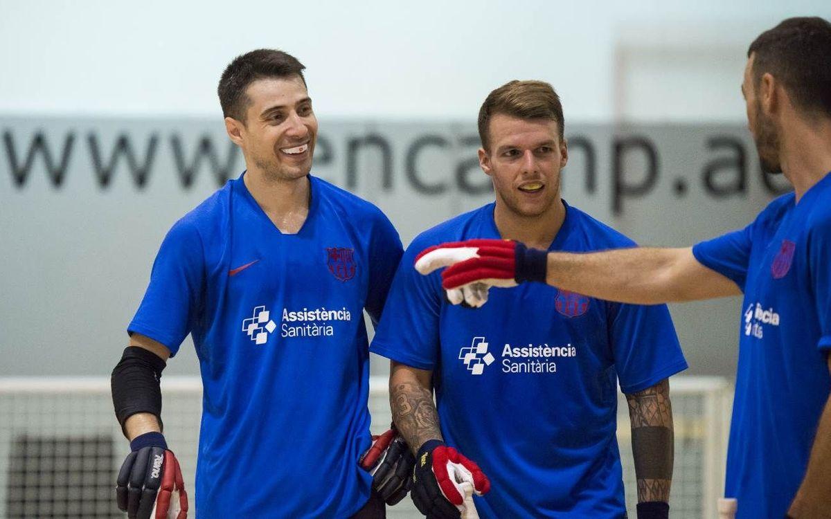 El Barça de hockey patines realizará un 'stage' de pretemporada en Encamp