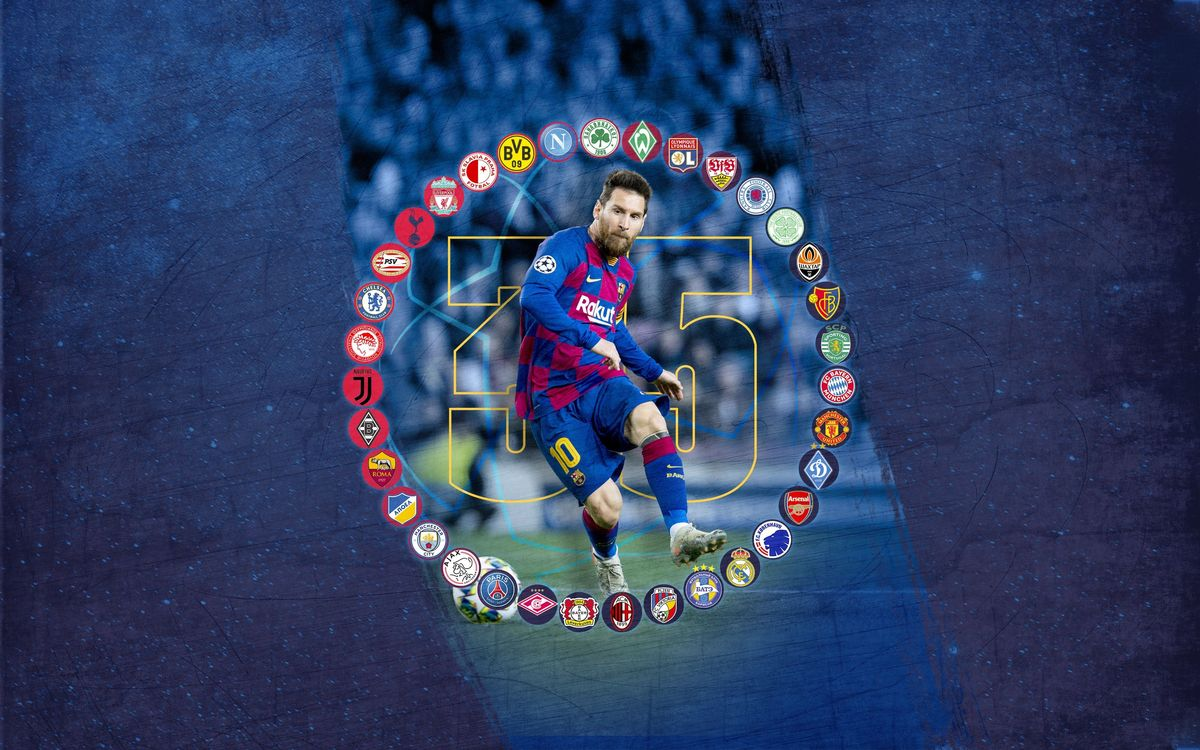 One more for Messi's collection