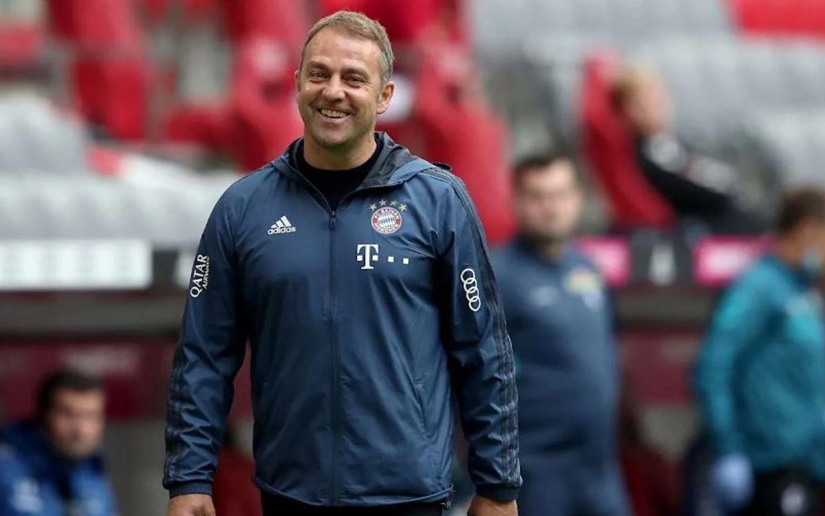 Hans-Dieter Flick, el hombre de la resurrección del Bayern.