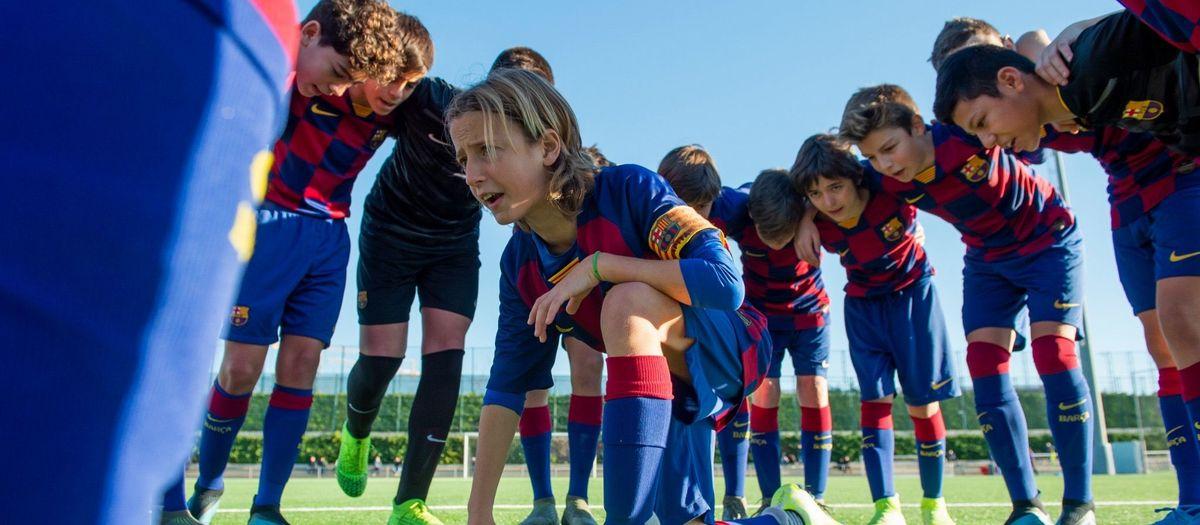 El perfil d'Instagram de la Masia del Barça arriba als 5 milions de seguidors