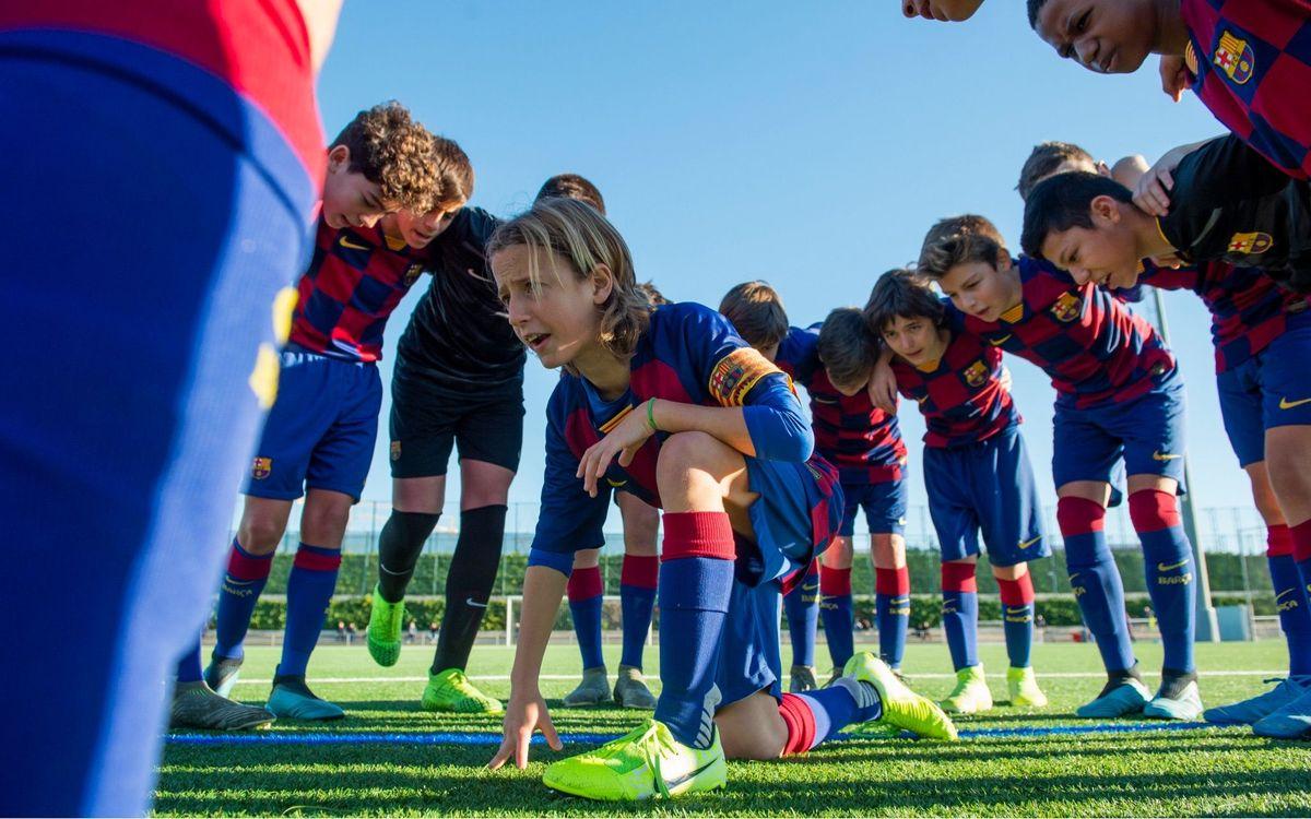 El perfil de Instagram de La Masia del Barça alcanza los 5 millones de seguidores