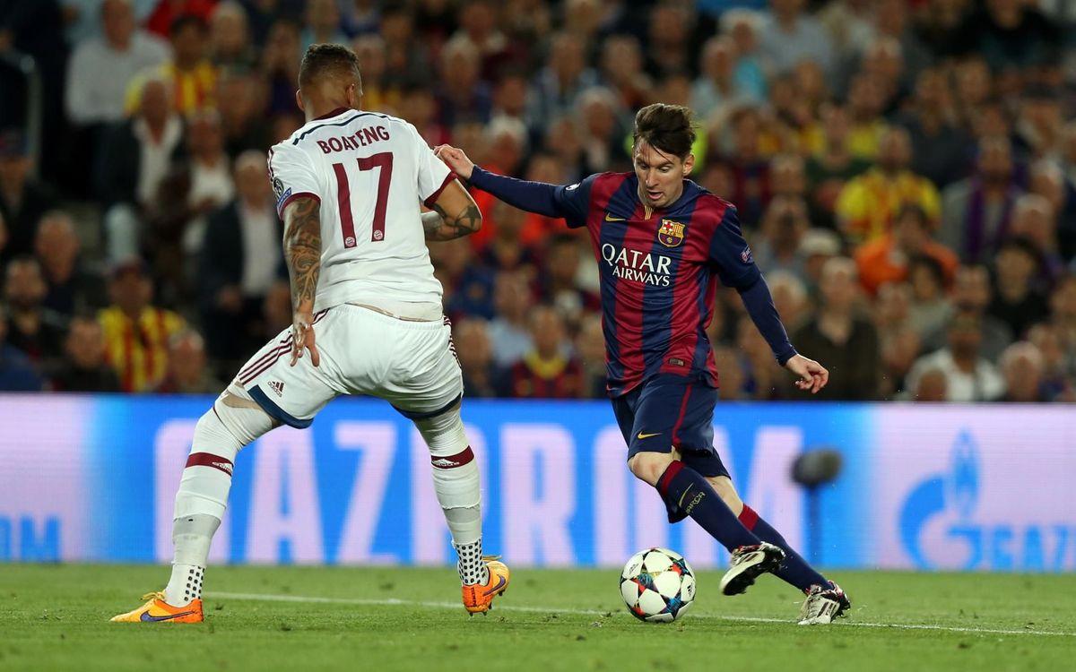 Barça-Bayern, une affiche riche en buts