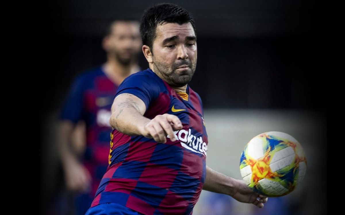 Deco foresees great future for Trincão at Barça