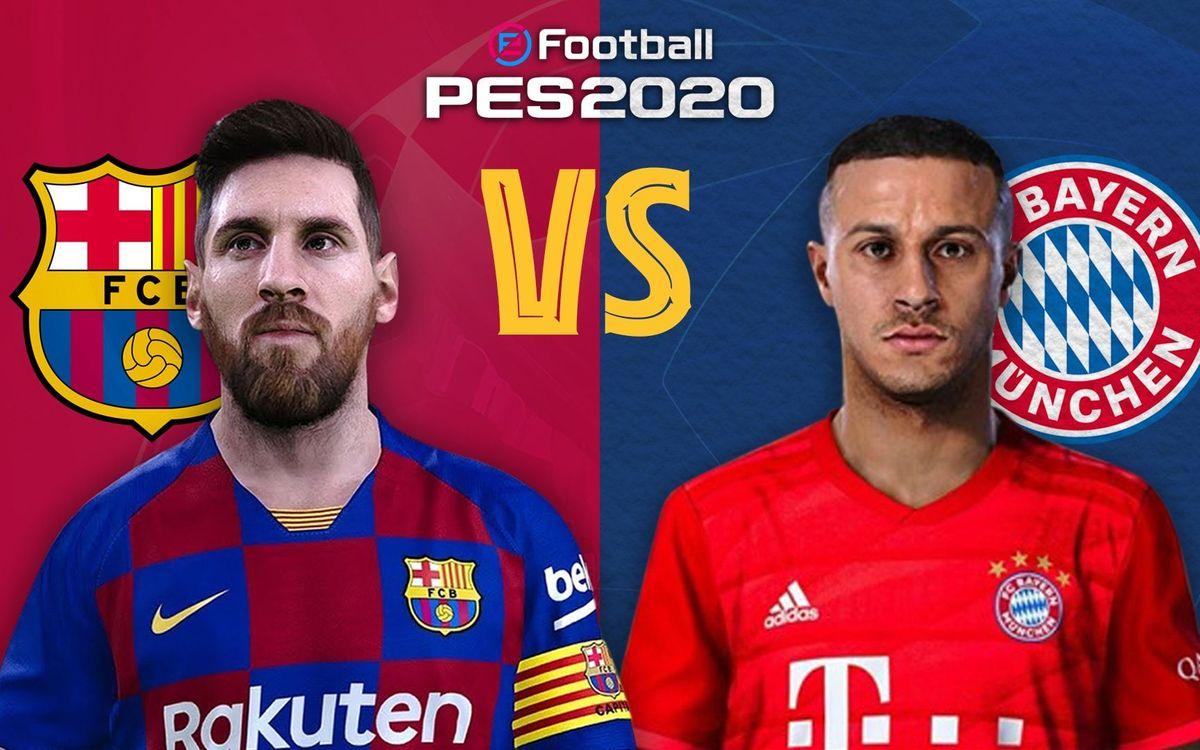 Un Barça-Bayern de… eSports