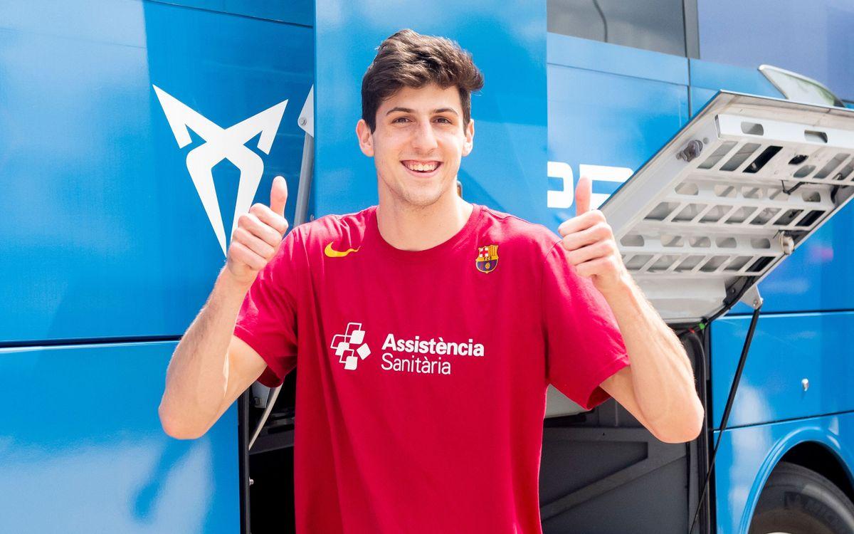 Leandro Bolmaro, azulgrana hasta 2023