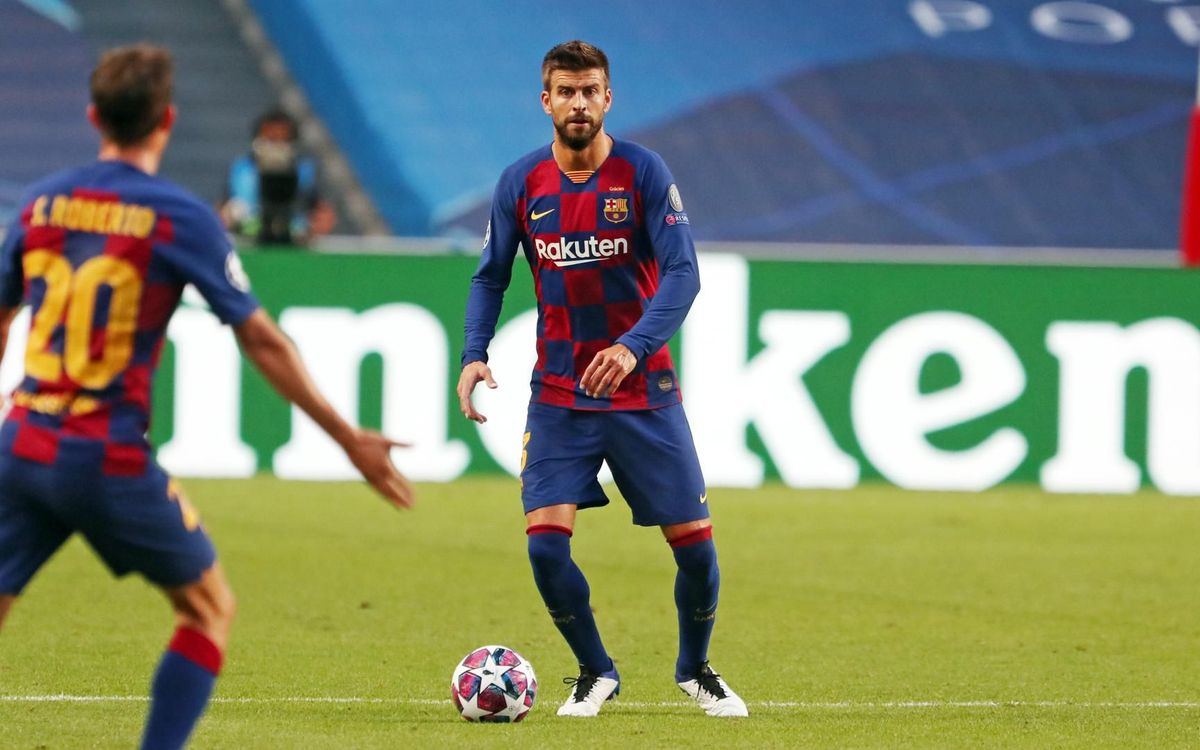 Gerard Piqué: 'We have hit rock bottom'