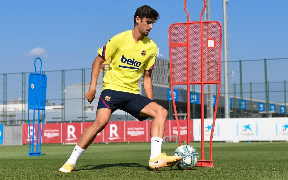 Preparations continue at Ciutat Esportiva