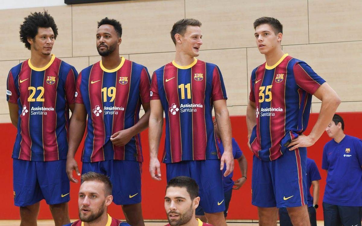 Los nuevos dorsales del Barça 20/21