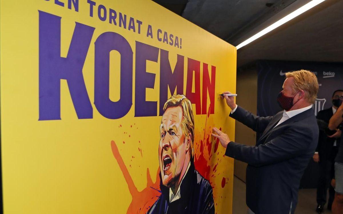 Ronald Koeman (2020-)