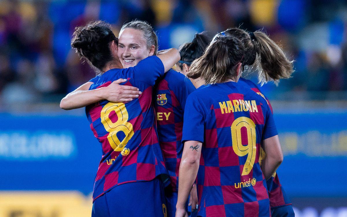 Women's Champions League: VfL Wolfsburg v FC Barcelona