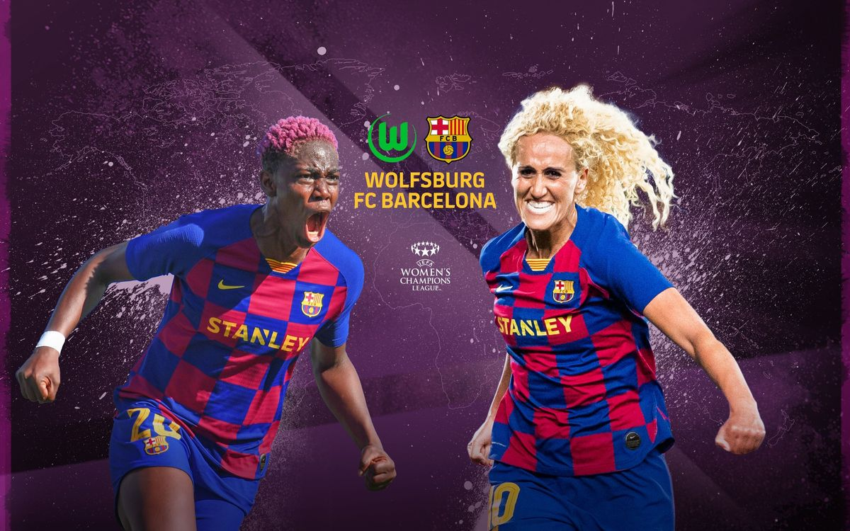 When and where to watch Wolfsburg v Barça in the Women's Champions League
