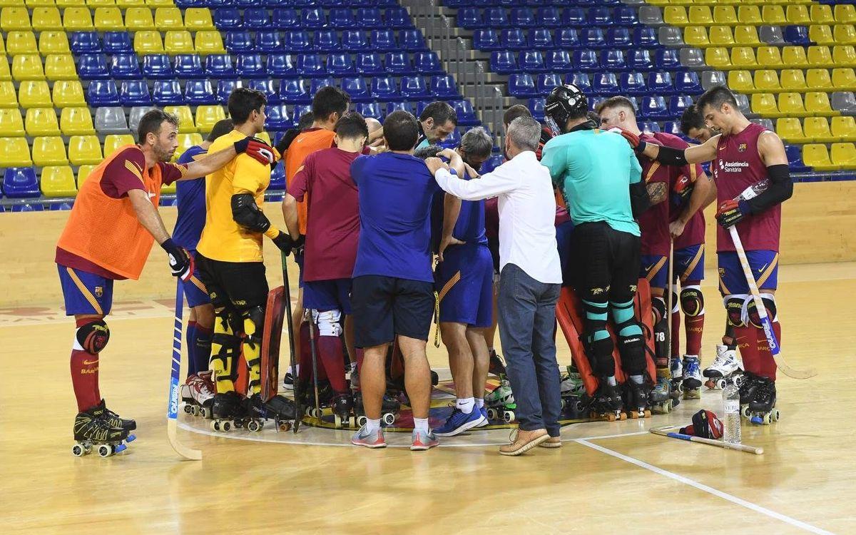 Mataró – Barça: ¡La ilusión de volver a competir!