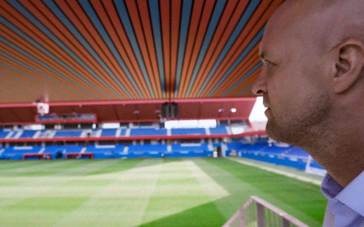 El Barça estrena 'Camí dels somnis', el documental sobre el Estadio Johan Cruyff en el aniversario de su inauguración