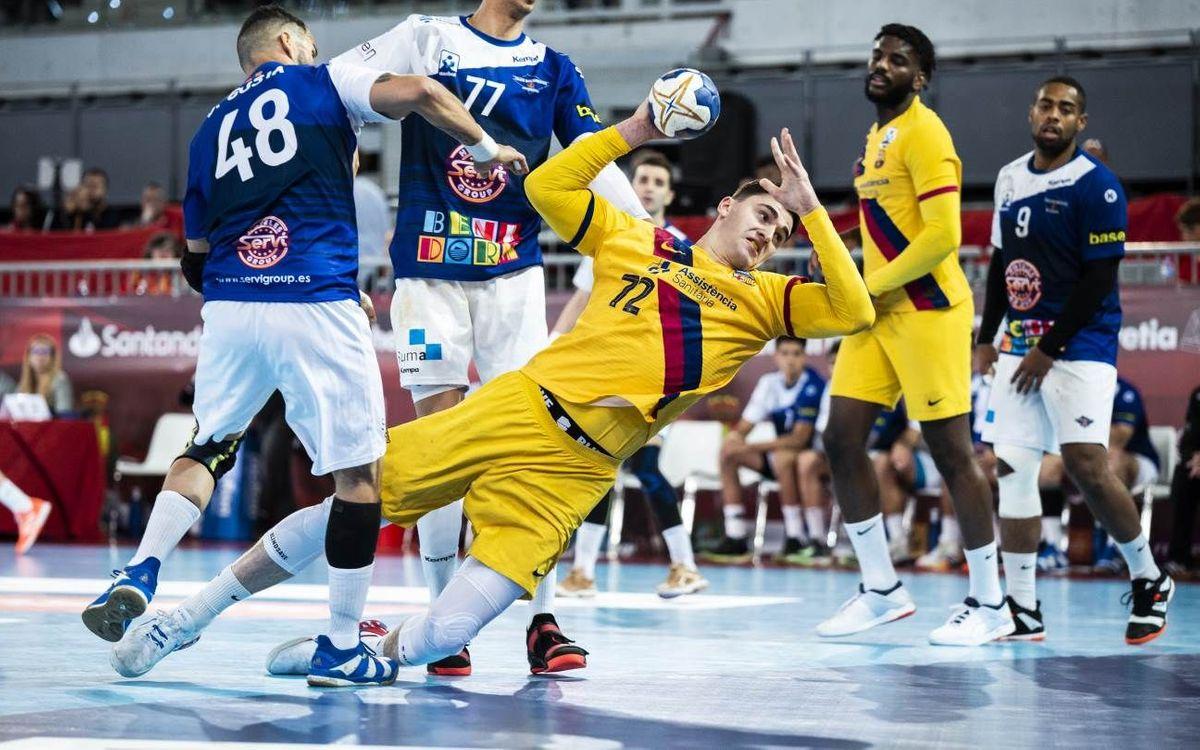 BM Benidorm – Barça: Regreso desde donde lo dejamos
