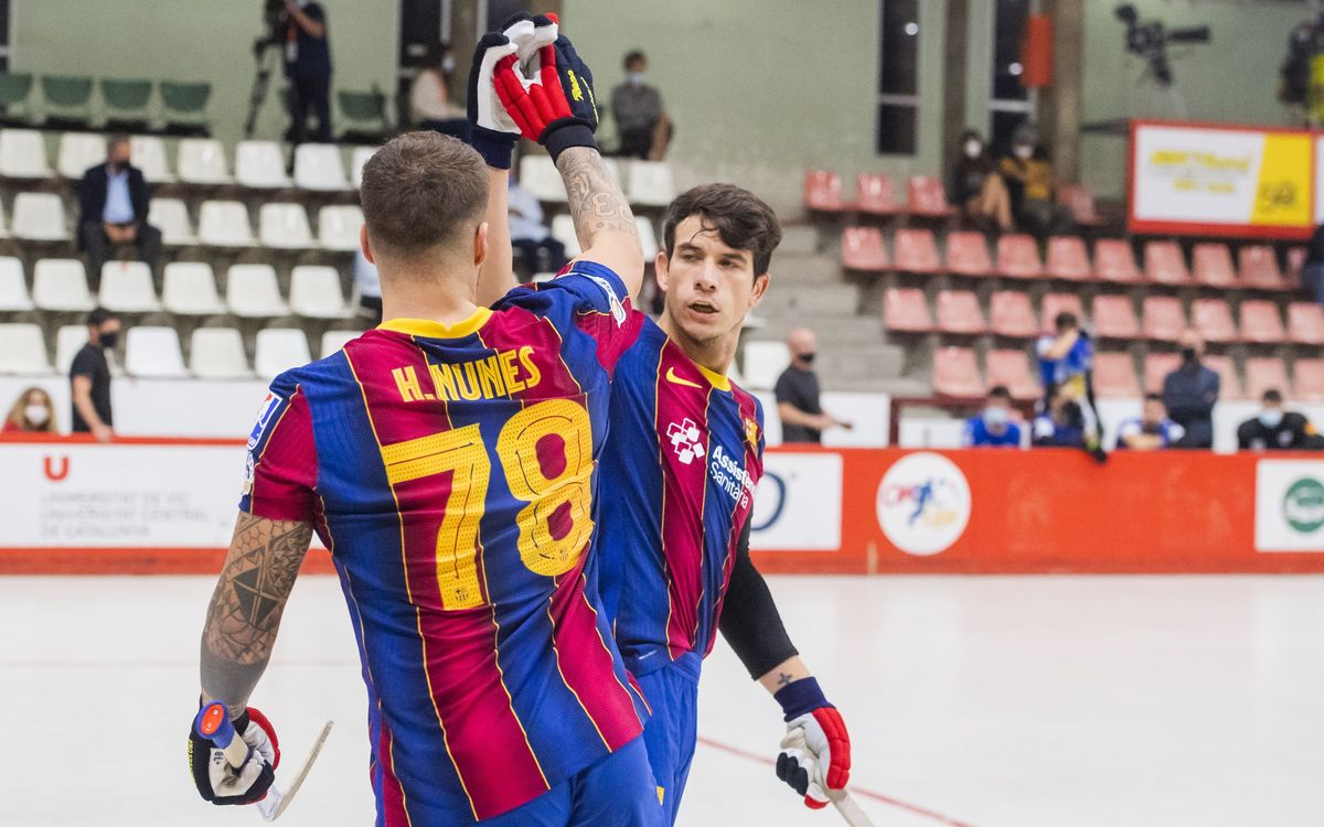 Lloret 2-10 Barça: Another huge win, this time away