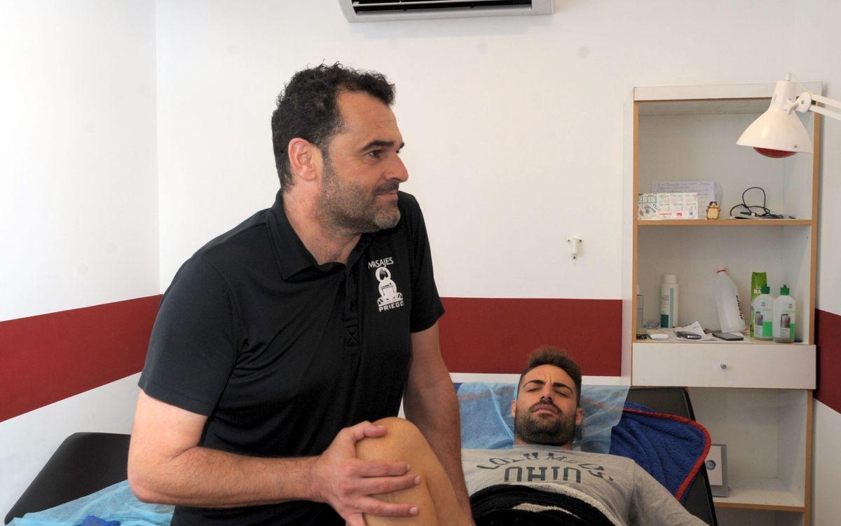 La Agrupación reabre el Espacio de Salud para exfutbolistas del Club