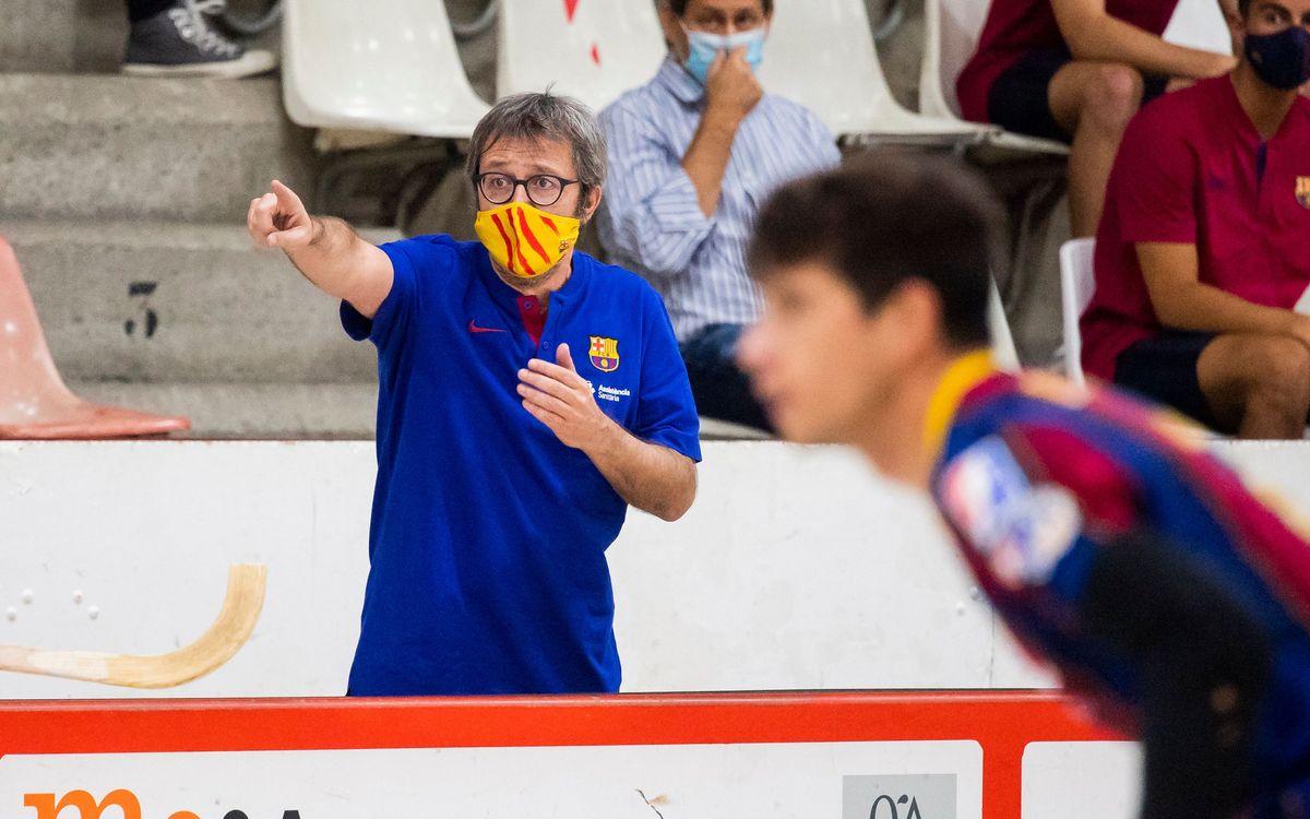 El Barça ya conoce a sus rivales en la fase de grupos de la Liga Europea