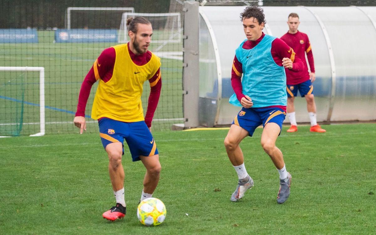 Definidos los partidos de pretemporada del Barça B