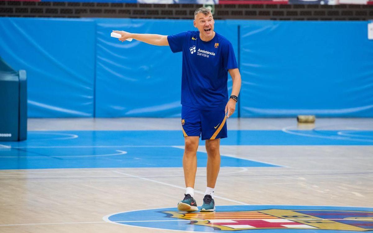 Jasikevicius and Maskoliunas show positive for Covid-19