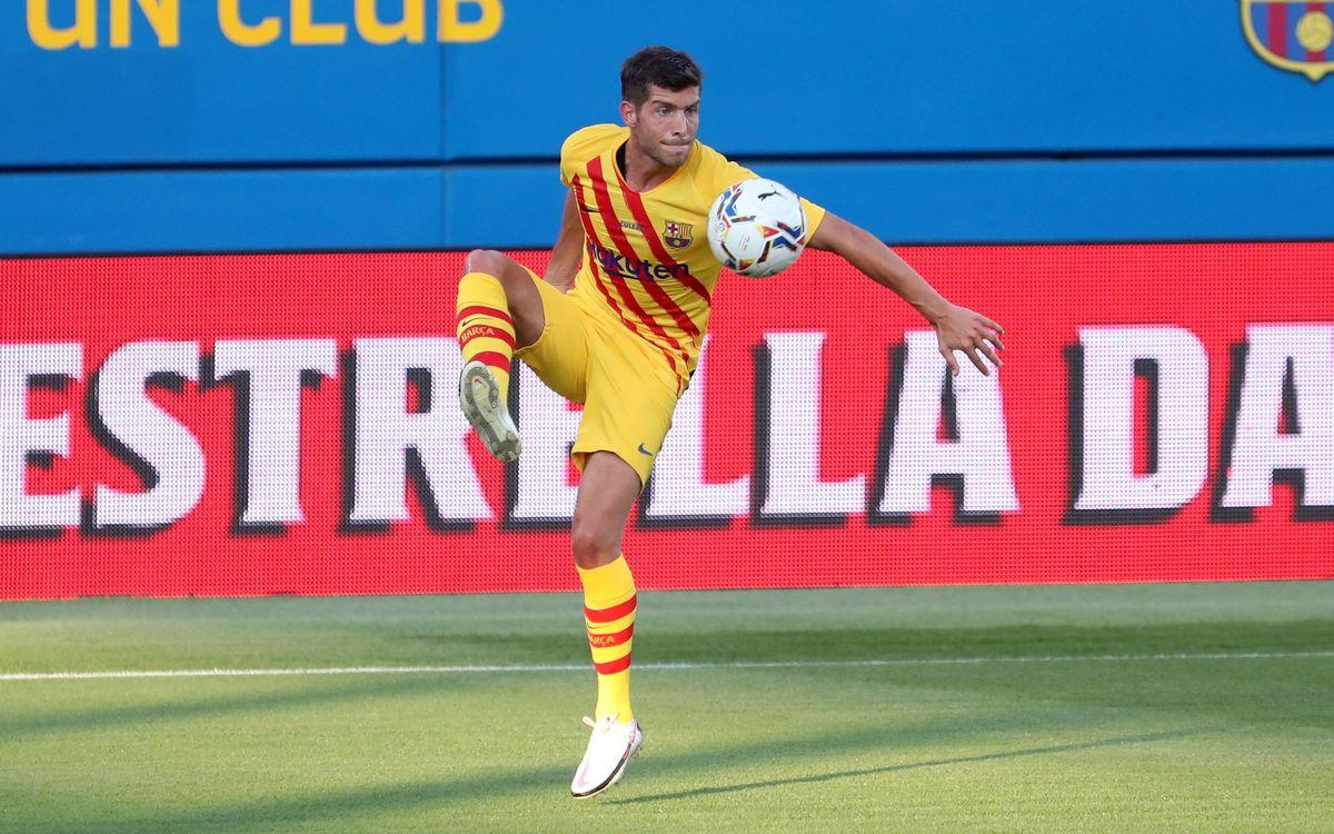 Preview | FC Barcelona v Gimnàstic de Tarragona
