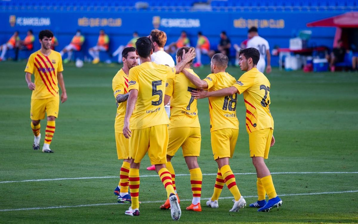 5 things we learned from the win against Nàstic
