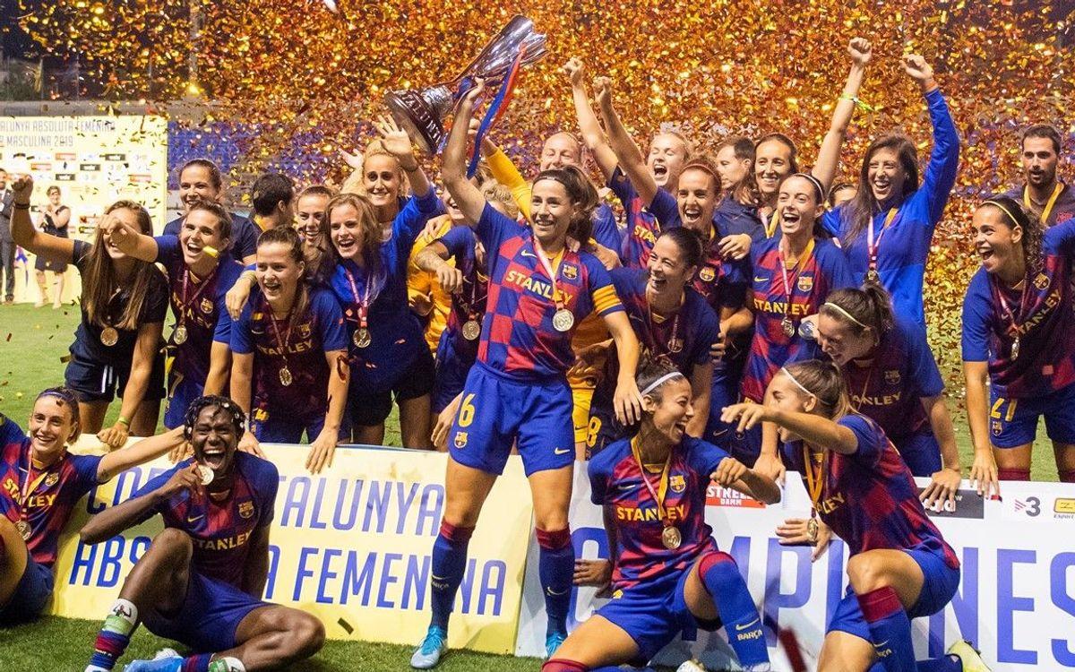 FC Barcelona partner Stanley Black & Decker recognised for its commitment to gender equality