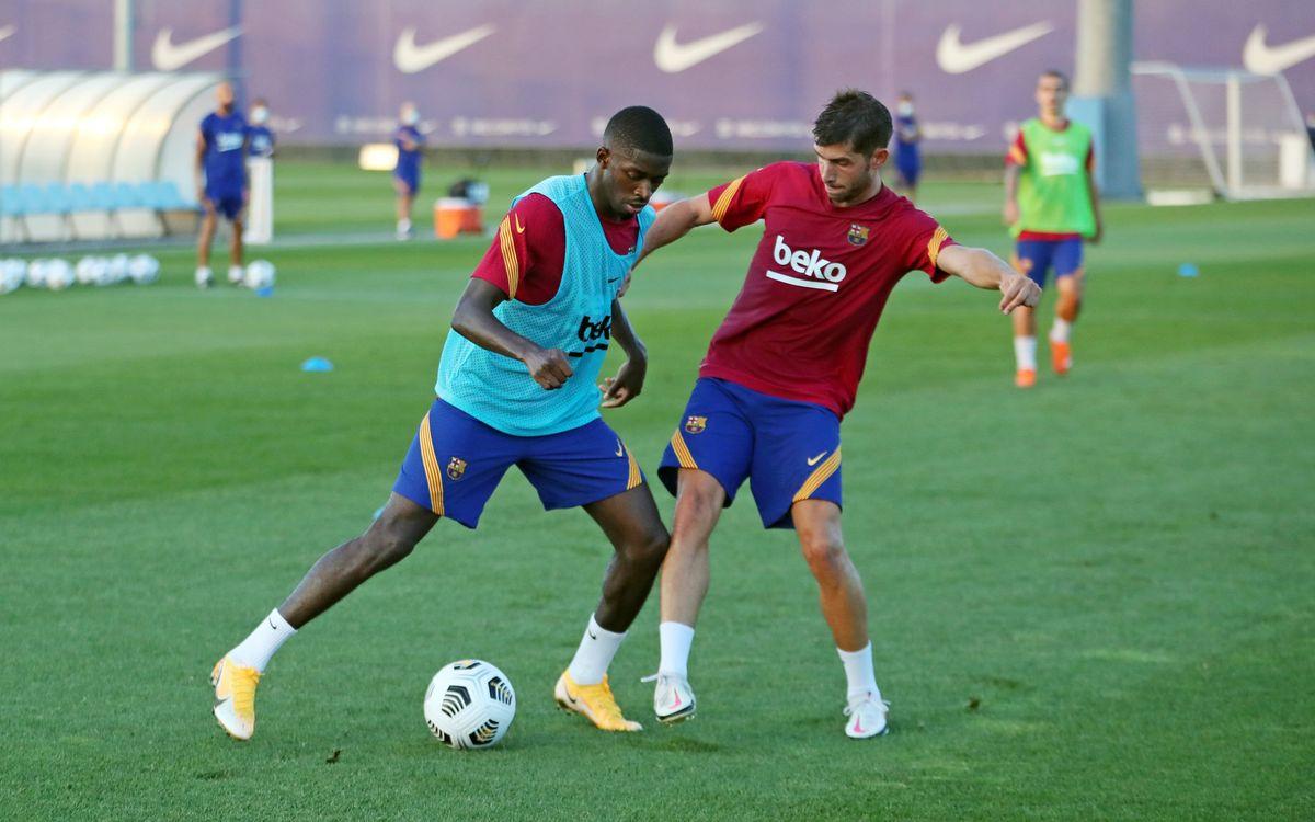 Le groupe convoqué pour Barça - Gérone
