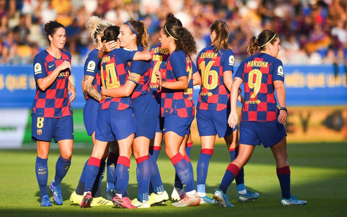 Madrid-Barça per començar la Lliga!