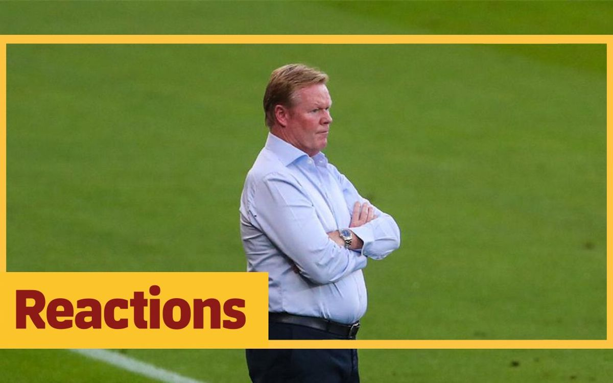 Koeman sees preparations on track for league debut