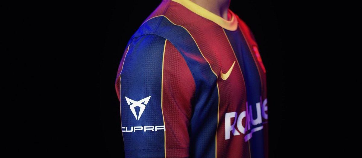 El FC Barcelona i CUPRA s'uneixen contra la Covid-19 al Torneig Joan Gamper