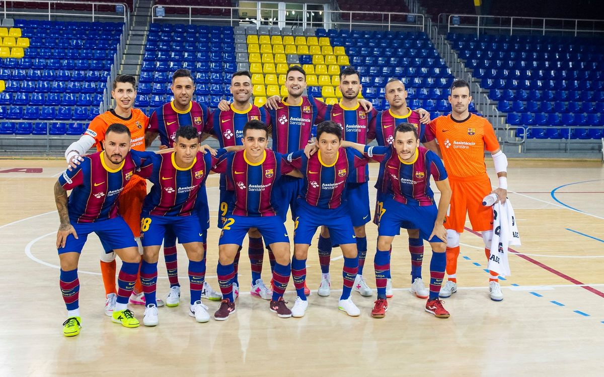 Nuevo horario para el amistoso Barça-Movistar Inter