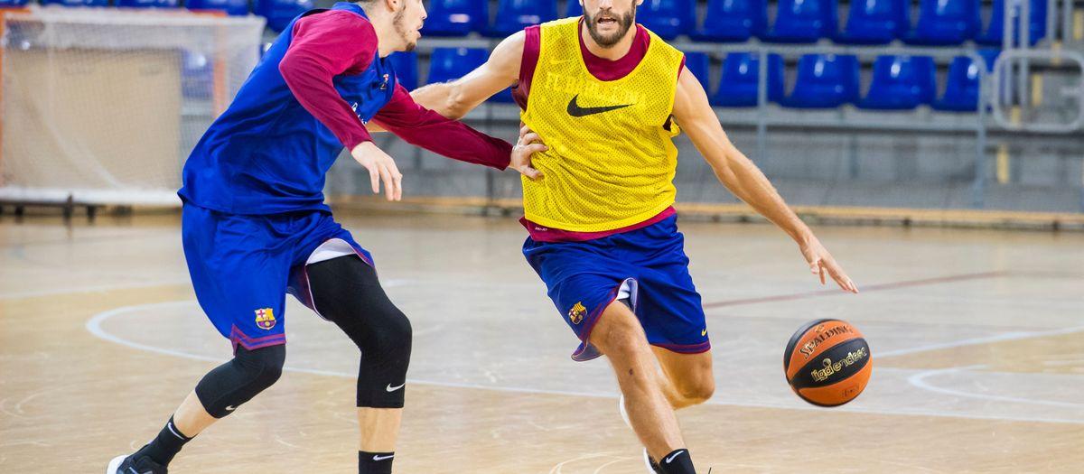 Empieza la Liga Endesa para el Barça de Saras