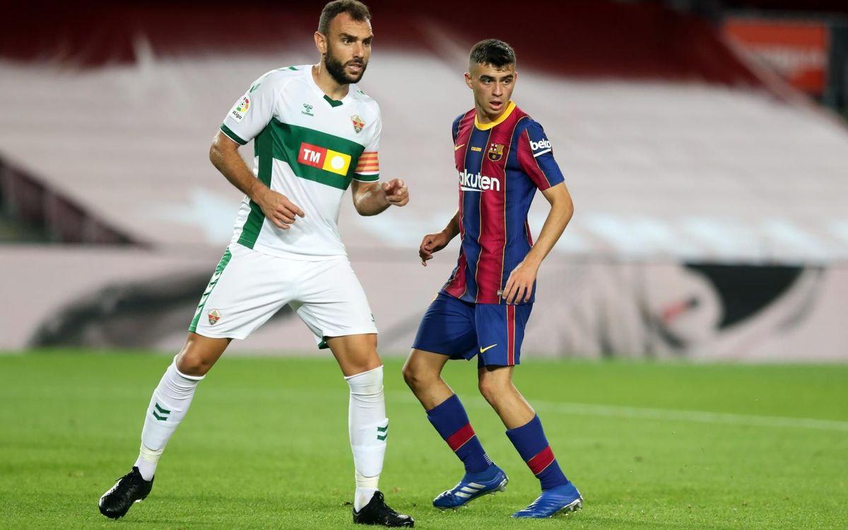 プレビュー | FC バルセロナ - エルチェ: 再び、勝利へ