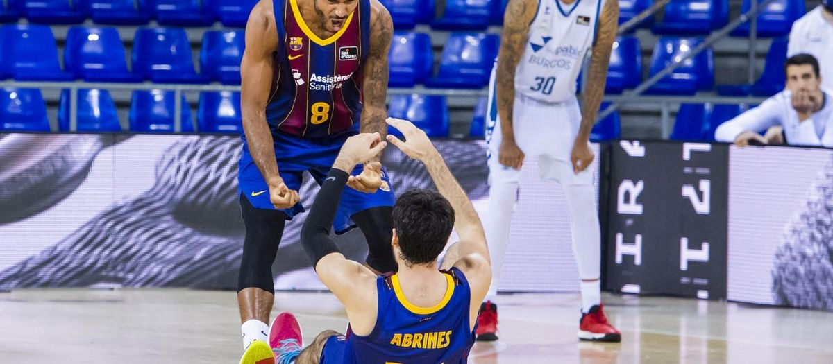 Barça v San Pablo Burgos: A great win! (89-86)
