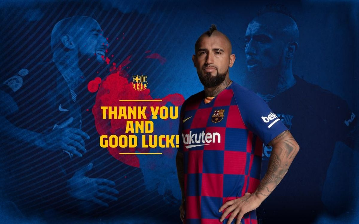 Agreement with Inter Milan for the transfer of Arturo Vidal