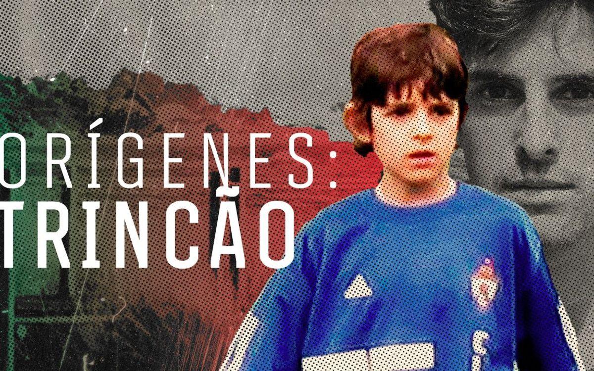 Trincão protagoniza el tercer capítulo de la serie documental ORÍGENES,  un emotivo viaje a través de su trayectoria y sus raíces