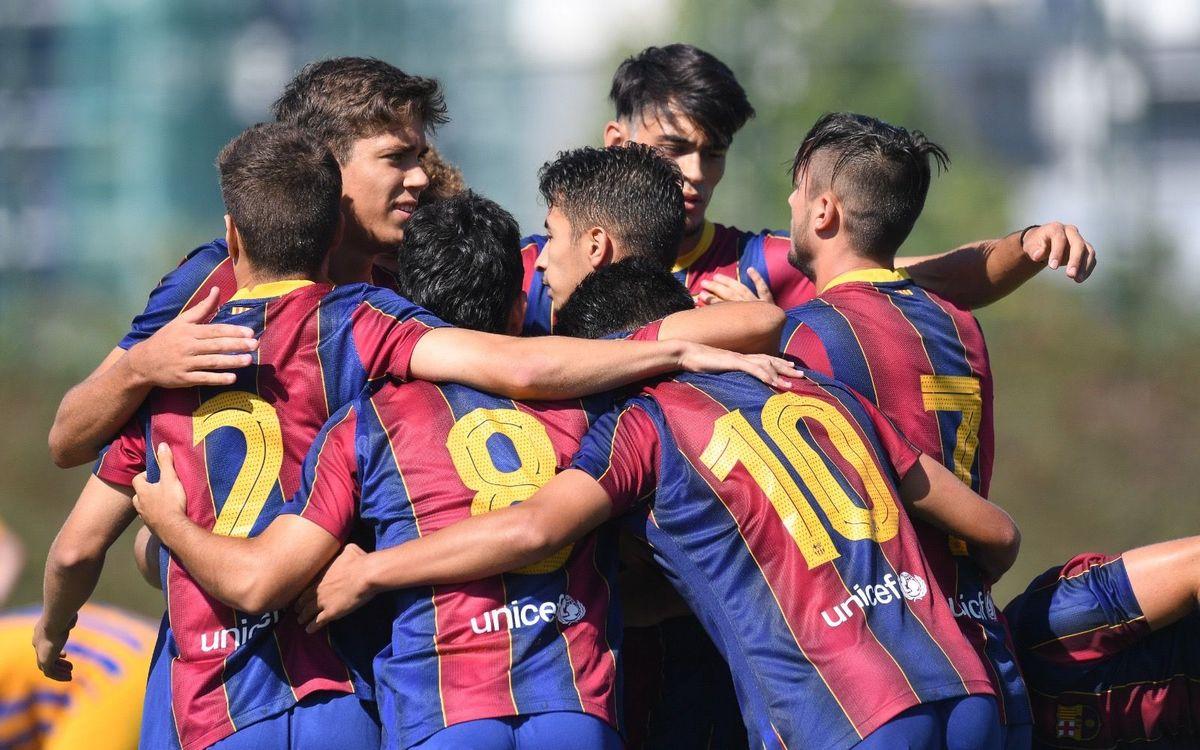 Definido el calendario y el formato de las competiciones de Liga Juveniles
