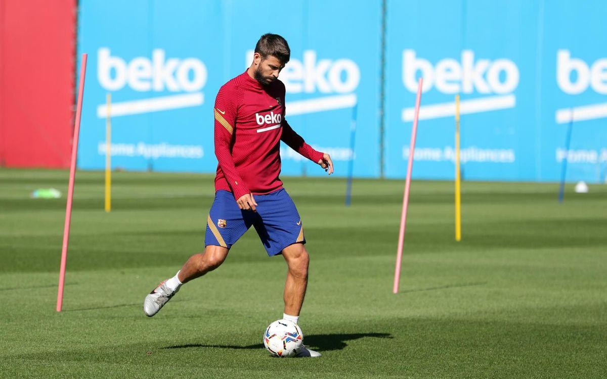 Vuelta a los entrenamientos, con el Villarreal en mente