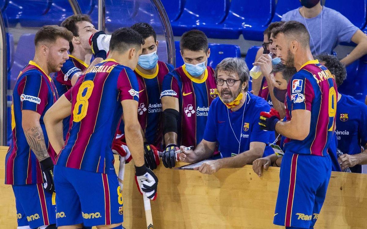 Barça – Palafrugell: ¡El deseado regreso de la OK Liga!