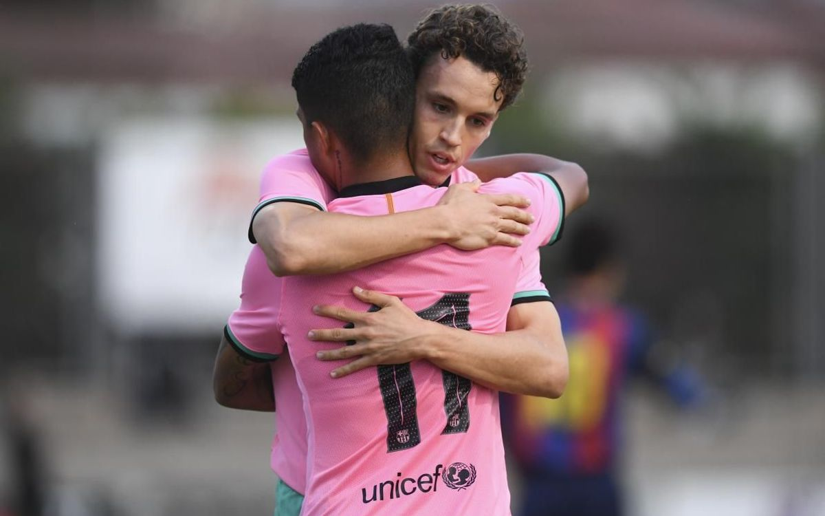 L'Escala 0-5 Barça B: Convincing victory