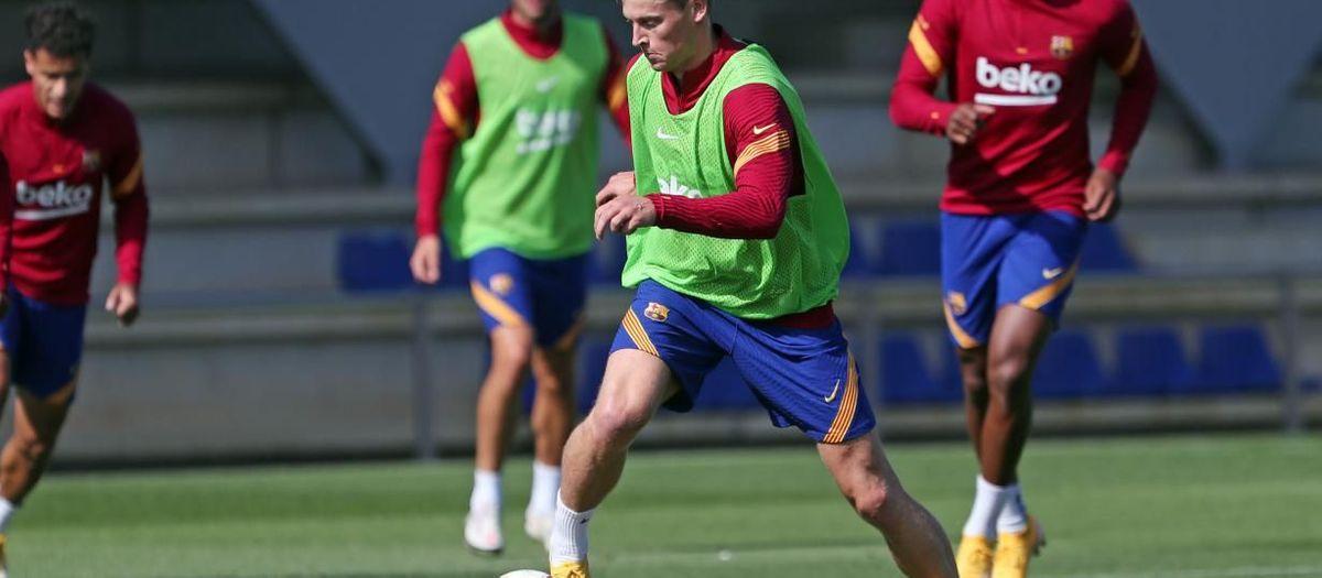 Le groupe du Barça convoqué pour la réception de Villarreal
