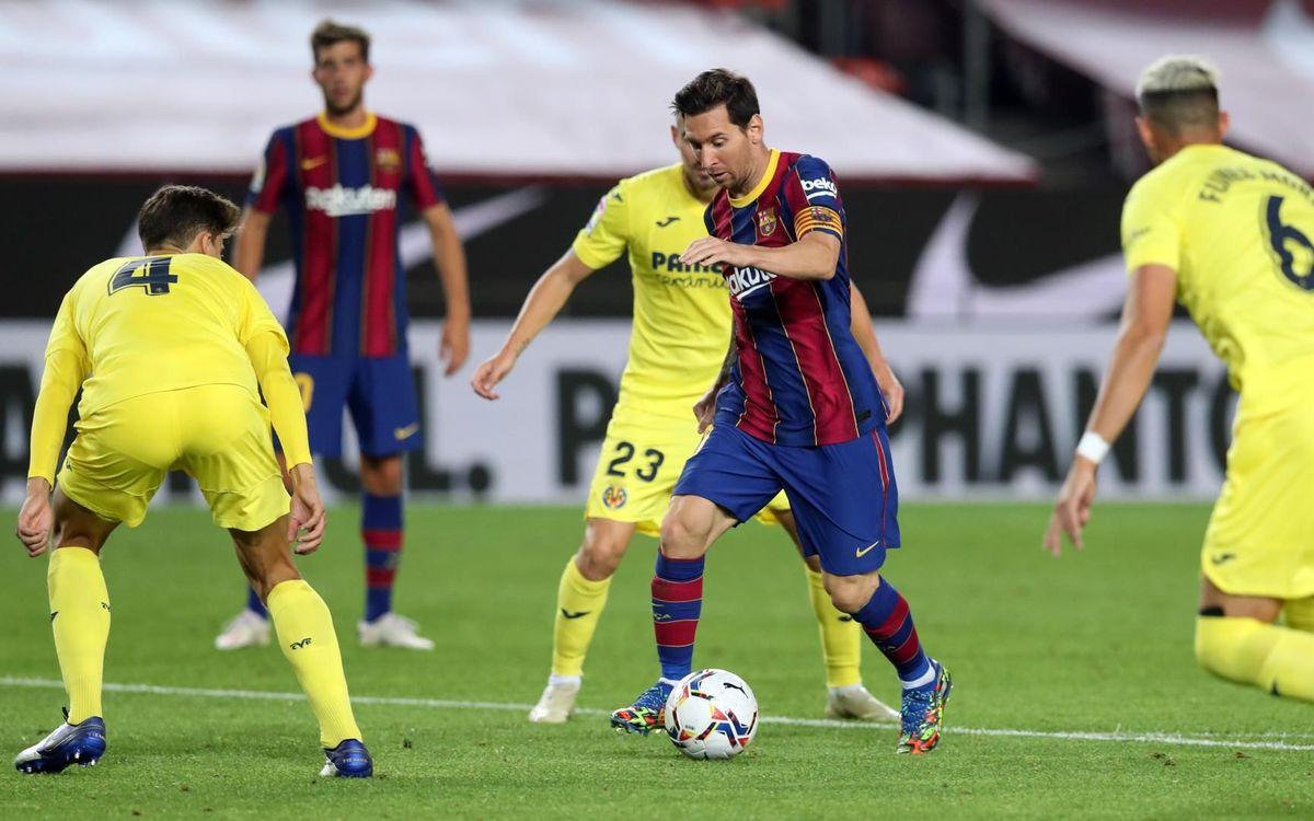 Villarreal - Barça: Duelo de altura con la Liga en juego