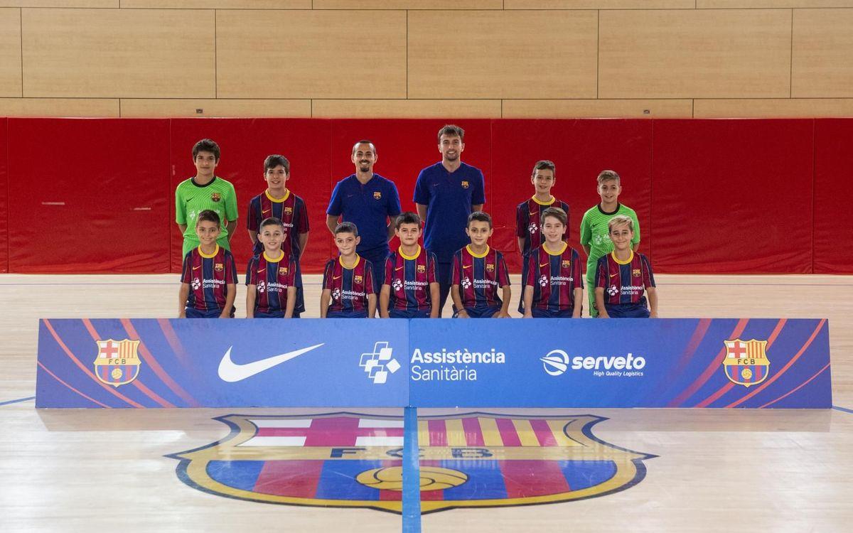 mini_Futsal alevi 20-21