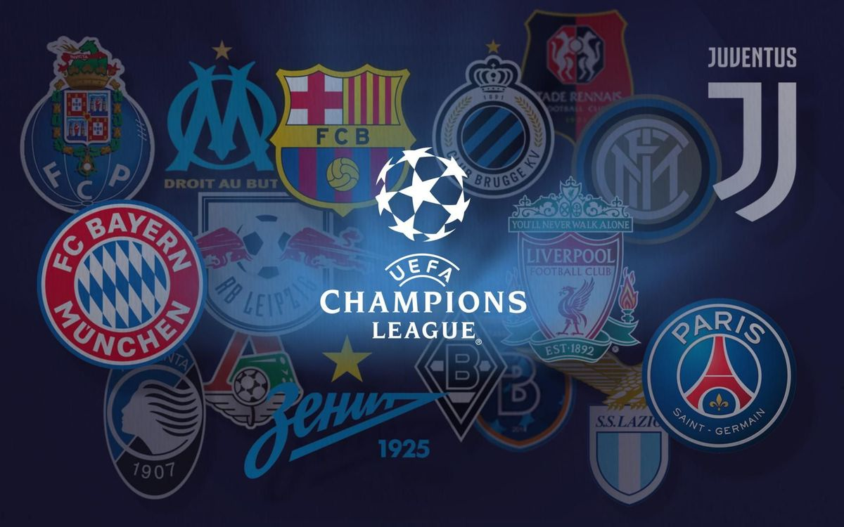 Which opponents do you prefer for the group stage of the Champions League?