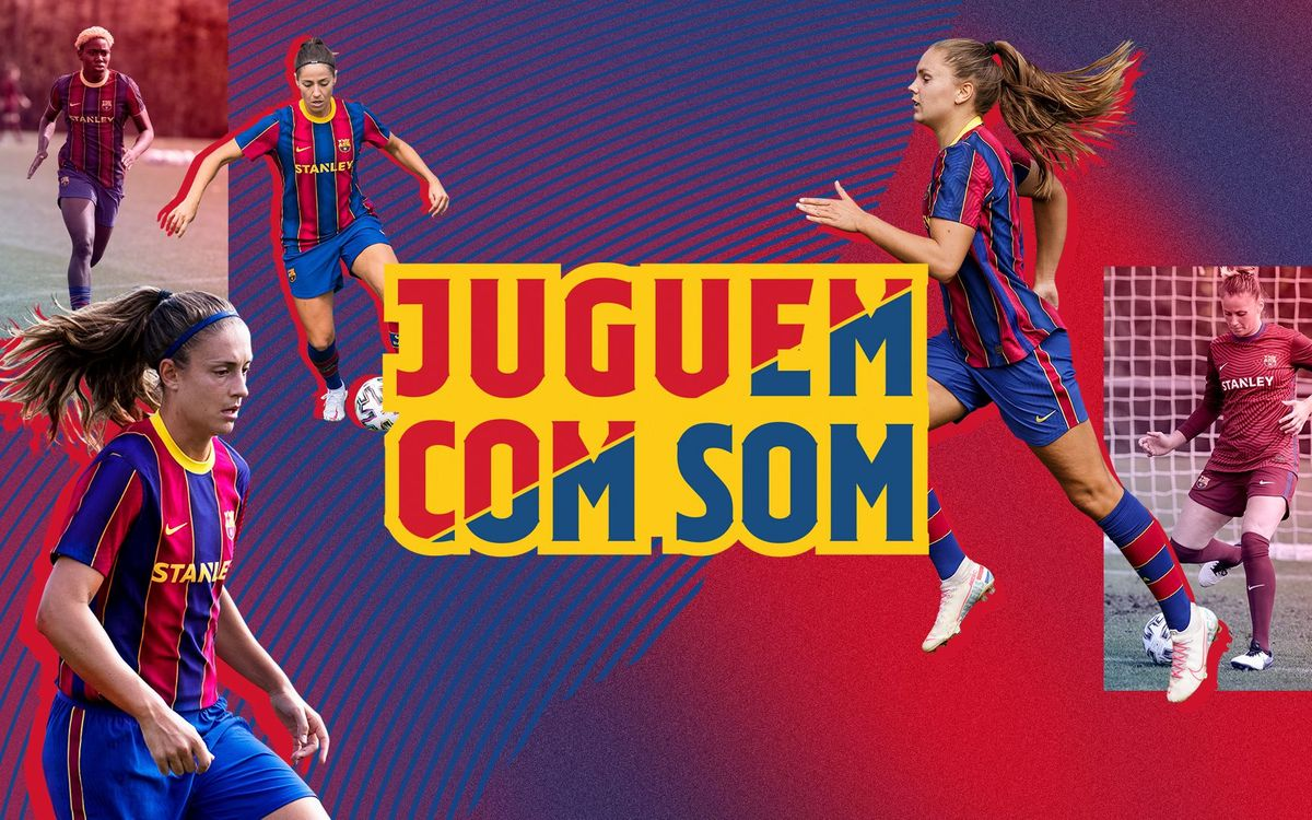 "Barça Women begin league with ""We play as we are"" as slogan"