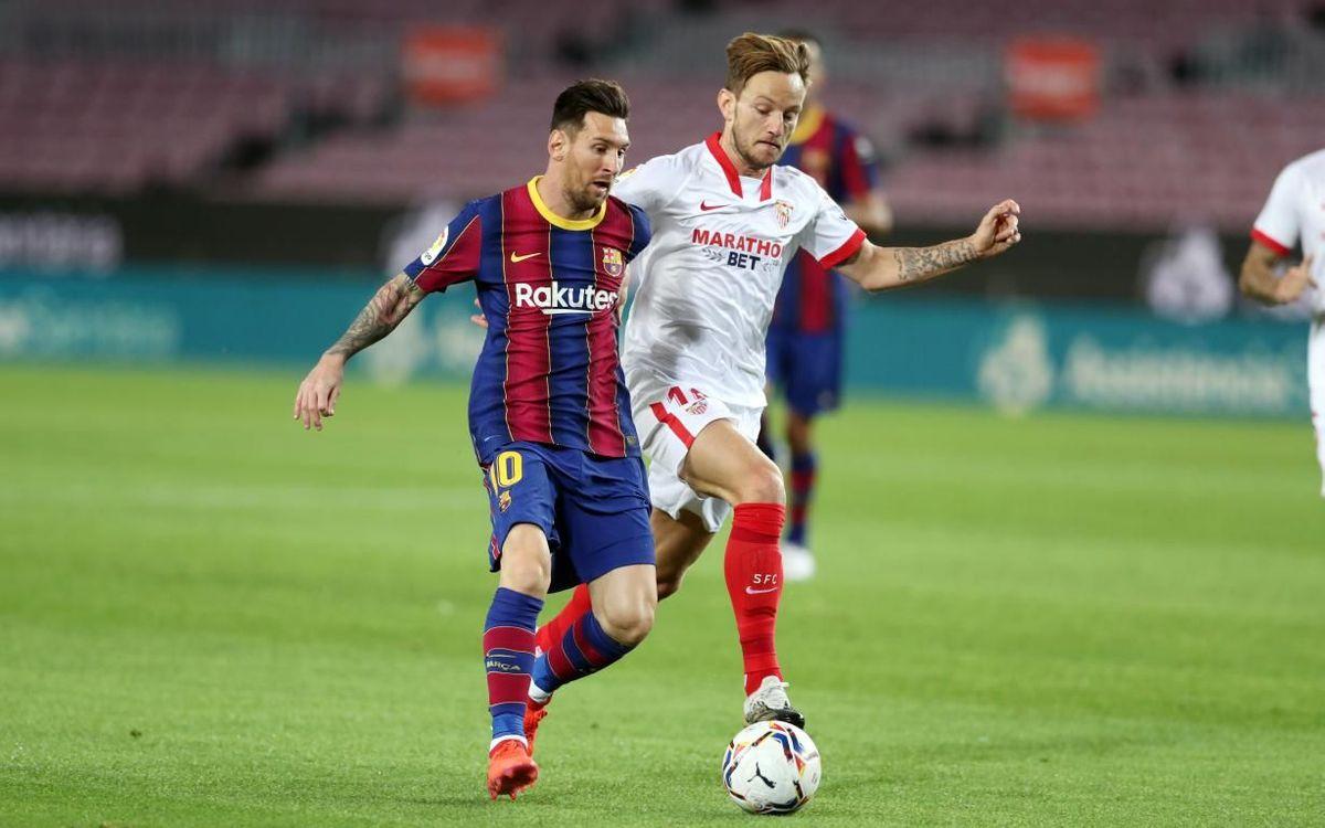 COPA DEL REY SEMI-FINAL PREVIEW | Sevilla FC v FC Barcelona