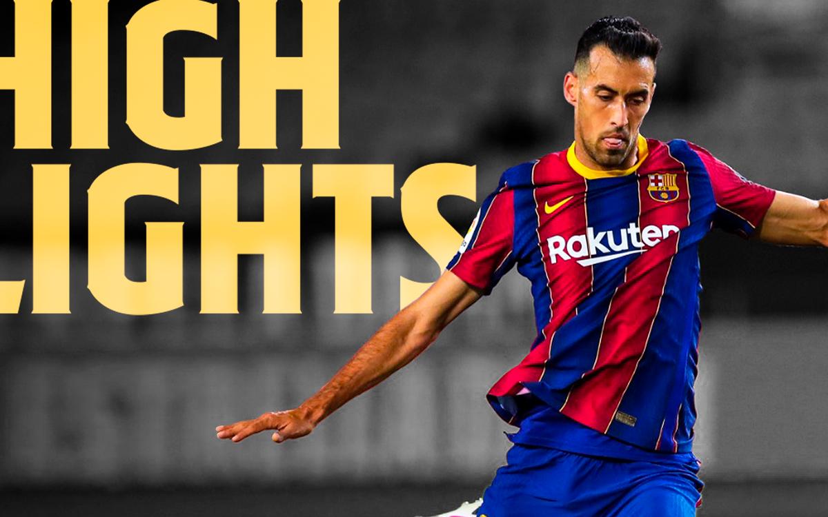 Les moments forts du choc Barça - Séville (1-1)