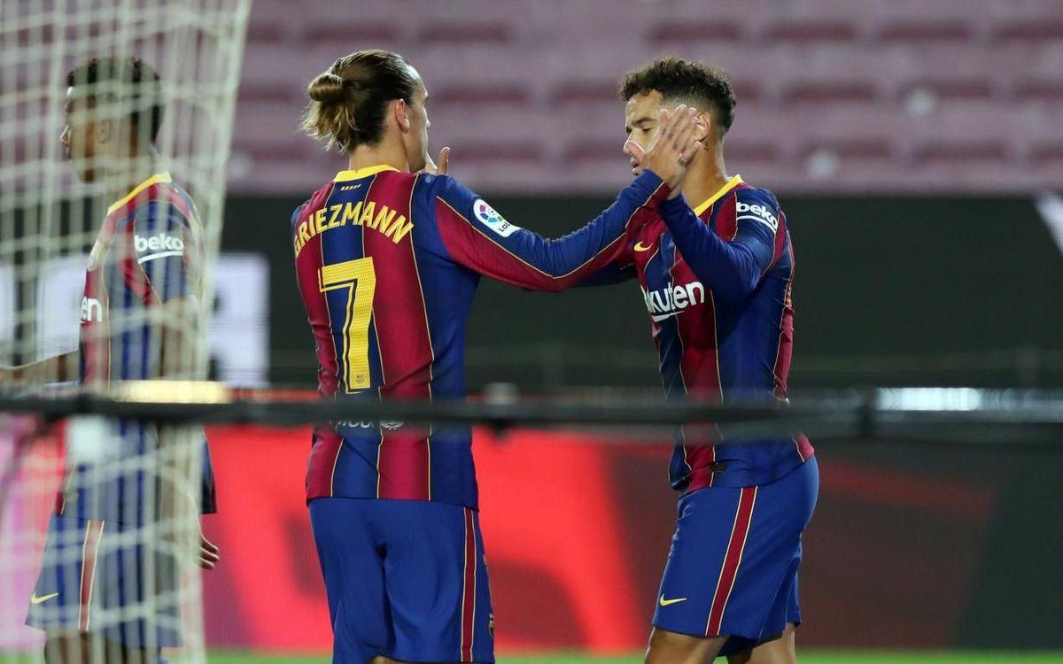 Preview: FC Barcelona v Osasuna
