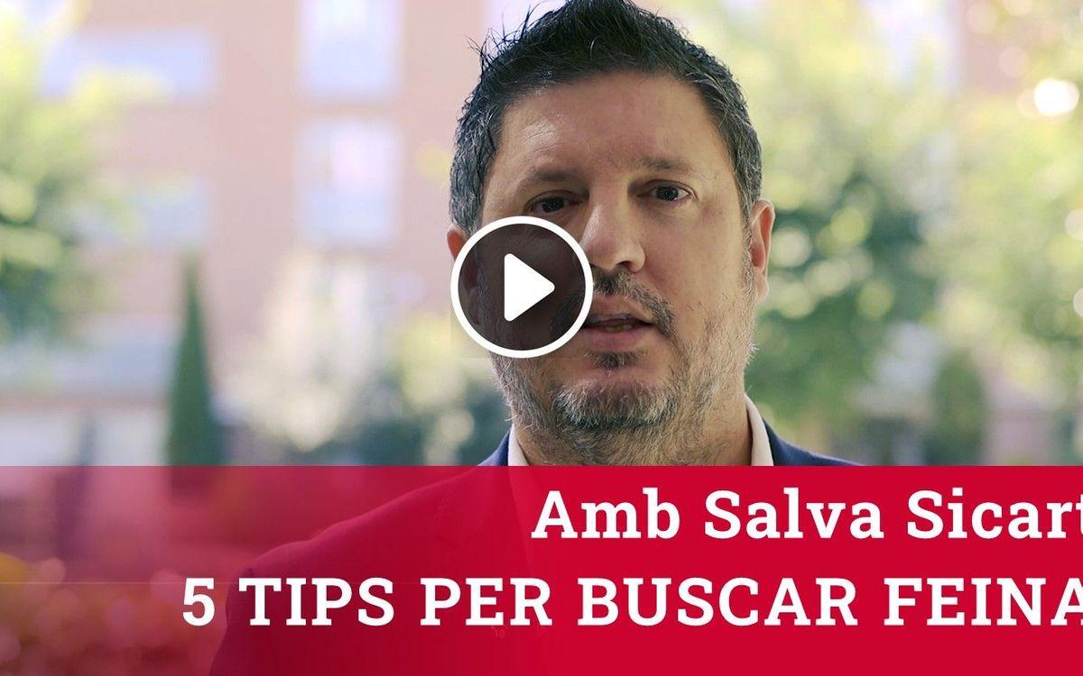 Sesión de busqueda de trabajo para exfutbolistas del FC Barcelona