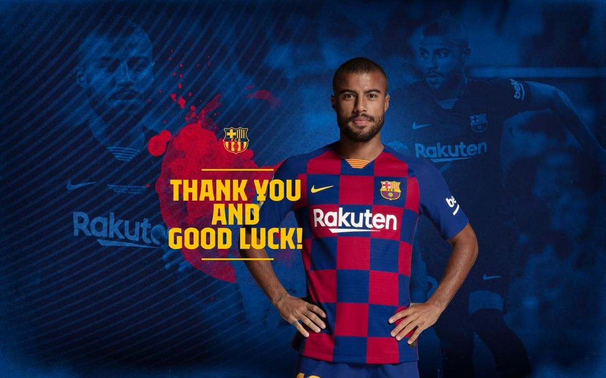 Agreement with PSG for the transfer of Rafinha